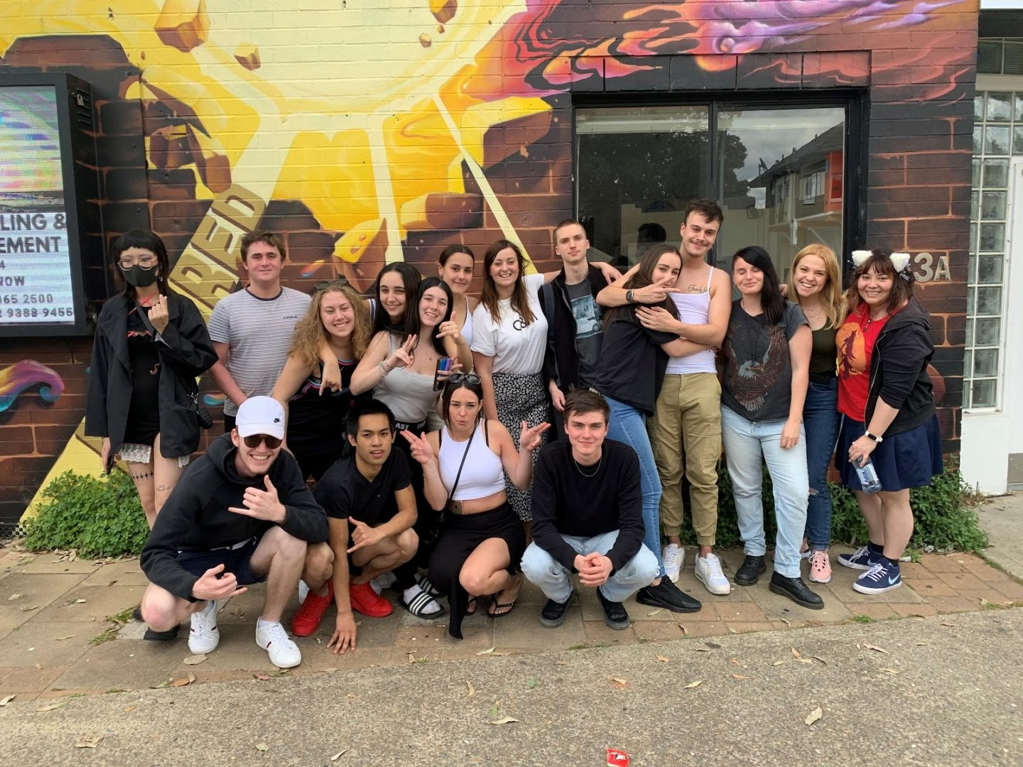 WAYS Secondary – another year over for our students.