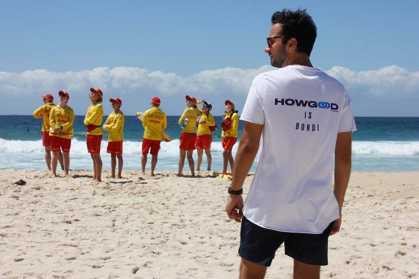 WAYS and THE HOWGOOD COMPANY partnering to help support Bondi youth and families.